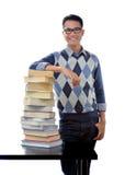 Student posing Stock Photo