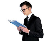 Student read book Royalty Free Stock Photography