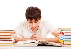 Student with a Books Royalty Free Stock Image