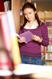 Student reading Stock Photography