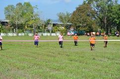 Student Running ,School Sport Stock Photos
