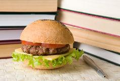Student S Meal Stock Images