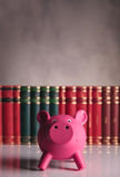 Student savings or loan concept Stock Photo