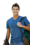 Student at school Royalty Free Stock Photo