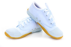 Student shoes Stock Images