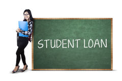Student and Student Loan Stock Photography