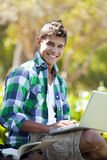 Student studying Royalty Free Stock Photography