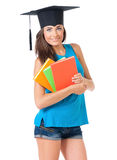 Student teen girl Royalty Free Stock Image