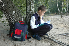Student-truant Stock Images