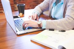 Student, Typing, Keyboard, Text Stock Images