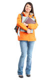 Student woman Royalty Free Stock Photo