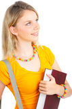 Student woman Stock Photography