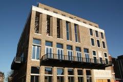 Student association in GronIngen stock photo