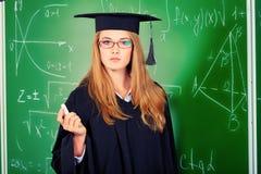 Studente Fotografia Stock
