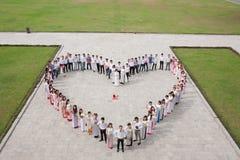 Studente Asia Fotografia Stock
