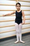 Studente di balletto Fotografia Stock Libera da Diritti