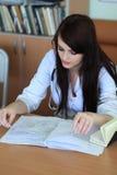 Studente di medicina Fotografia Stock