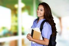 Studente di professione d'infermiera Immagini Stock