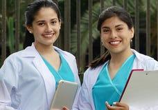 Studente di professione d'infermiera dell'adolescente Fotografia Stock Libera da Diritti