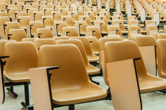 Studente Empty Lecture Hall Fotografie Stock