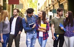 Studente Life Immagini Stock Libere da Diritti