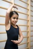 Studente sveglio di balletto Immagini Stock Libere da Diritti