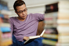 Studente universitario immagini stock libere da diritti