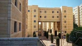 Studente universitario ebraico Dormitories Fotografie Stock Libere da Diritti