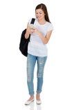 Studente universitario femminile Immagine Stock Libera da Diritti