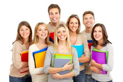 Studenten Stock Afbeeldingen