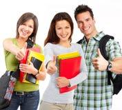 Studenten Stock Foto