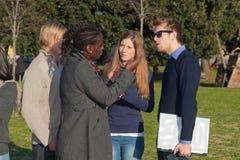 Studenten Royalty-vrije Stock Fotografie