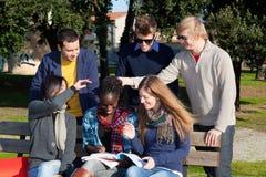Studenten stockbilder