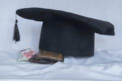 Studentendarlehen Stockfoto