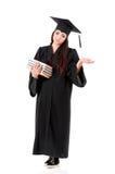 Studentenmädchen stockfoto