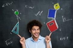 Studentenonderwijs stock fotografie