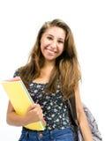 Studentessa Fotografie Stock Libere da Diritti