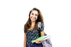 Studentessa Immagini Stock