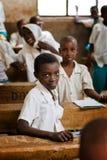 Studenti africani Fotografie Stock Libere da Diritti