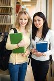 Studenti di college Fotografie Stock Libere da Diritti