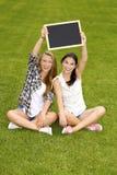 Studenti felici Fotografie Stock