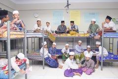 Studenti musulmani Fotografia Stock Libera da Diritti