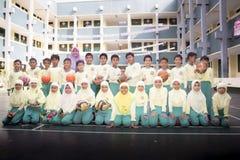 Studenti musulmani Immagine Stock