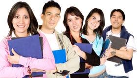Studenti universitari Fotografia Stock