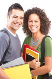 Students Royalty Free Stock Photography