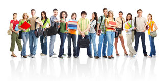Students Stock Photos