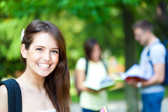 Students Royalty Free Stock Photos