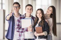 Students Royalty Free Stock Photos