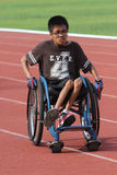 Students with disabilities Stock Images