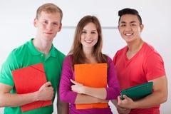 Students diversity Royalty Free Stock Photography